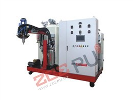 Multi-Component Polyurethane Casting Machine(electric heating)