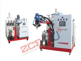 TDI -based machines for hot cast polyurethane elastomers